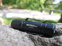 时尚便携超亮强光EDC手电——纳丽德K21多用途磁吸迷你手电筒测评报告