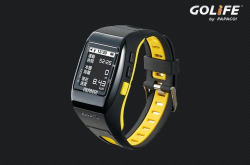 专业GPS跑步腕表,GOLiFE Gowatch770 智能手表