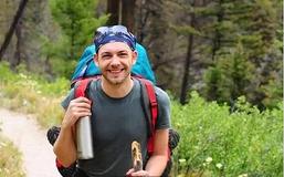 登山人的福利——轻松登山法