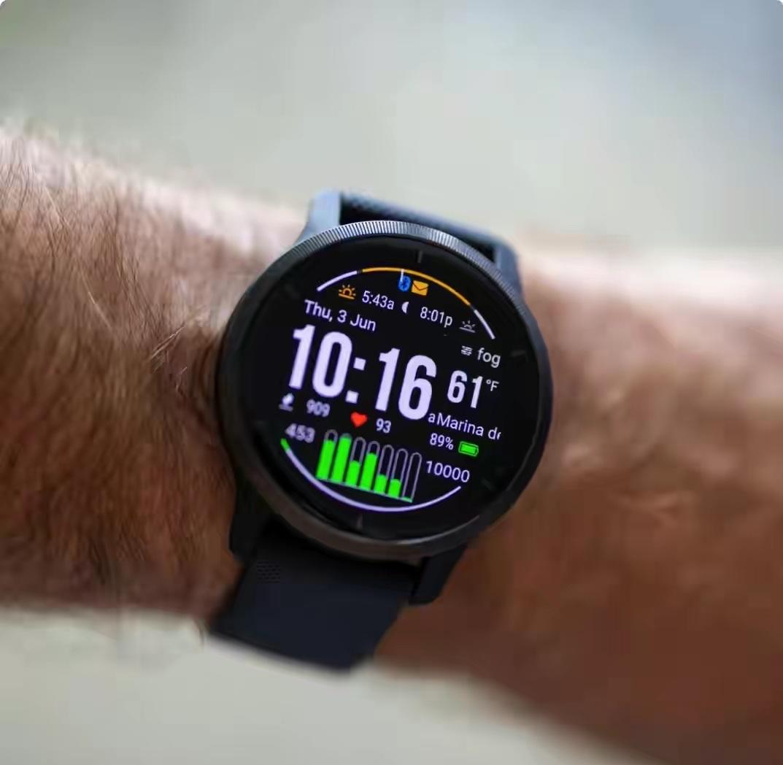 佳明Garmin Venu 2智能手表:更适合城市运动人群的健身休闲手表