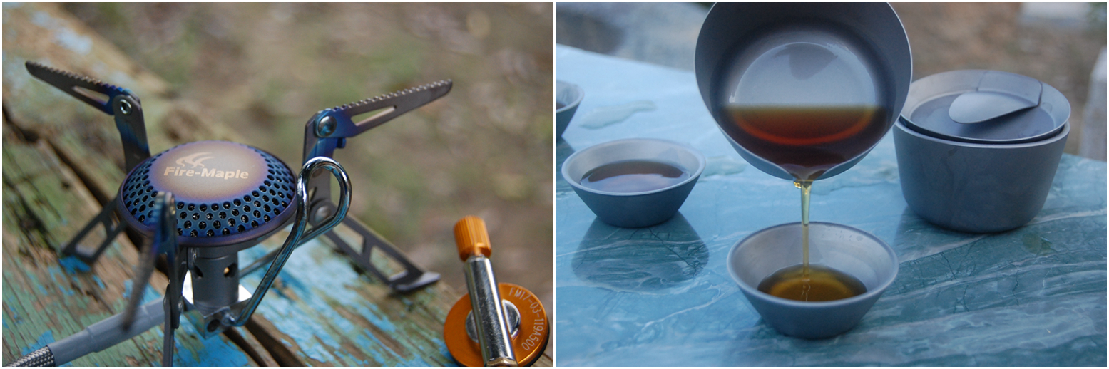 同门两兄弟之火枫啄木鸟钛叉勺测评
