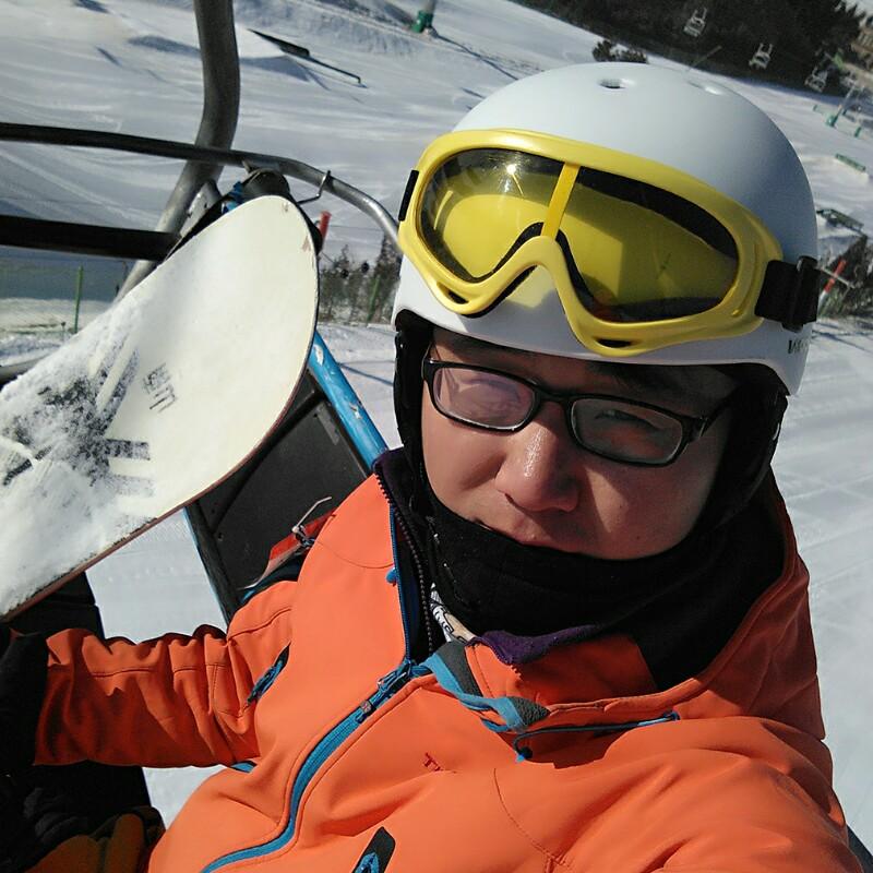 冬季户外滑雪一日游