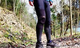运动防护之利器——leetur羚途跑步登山户外运动护膝