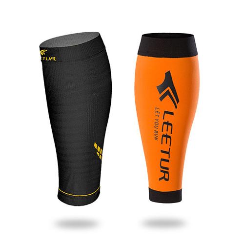 羚途运动机能压缩护小腿袜子,筑力系列羚动系列