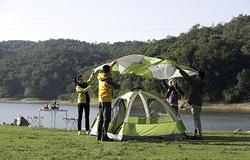 穿越露营有哪些营地规律是你要注意的