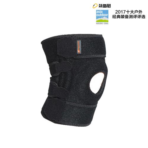 flyon 专业户外登山 徒步 运动护膝 专为驴友设计的专利护具