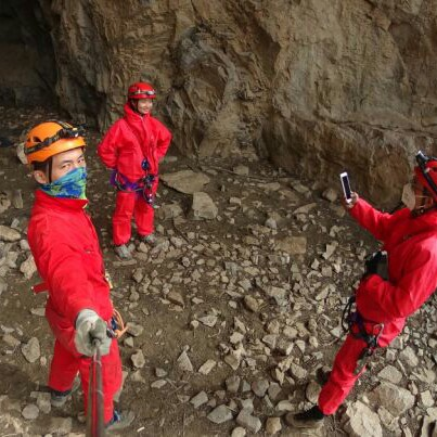 北京郊区爬山与探洞完美结合的线路