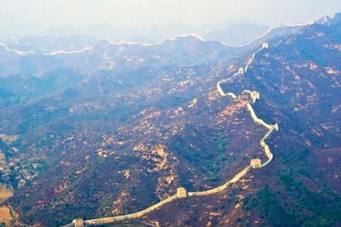 北京人想去不敢去的司马台长城单边墙