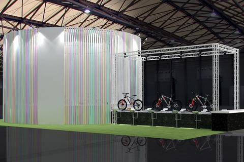 亚洲自行车展『Show Room』| 玩转特色主题区域