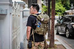 轻量的代价——塔斯马尼亚虎骑兵轻型背包22L测评