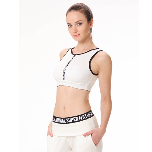 瑞士super natural女子舒适透气吸湿弹力塑形运动套装